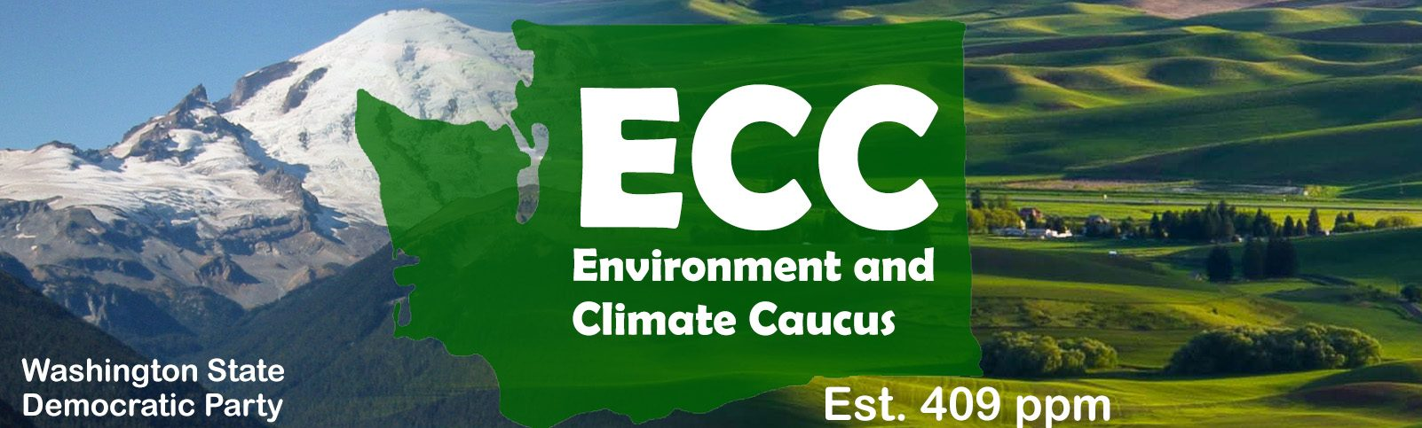 Environment and Climate Caucus (ECC) of the Washington State Democrats